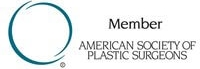 Member of the American Society of Plastic Surgeons logo