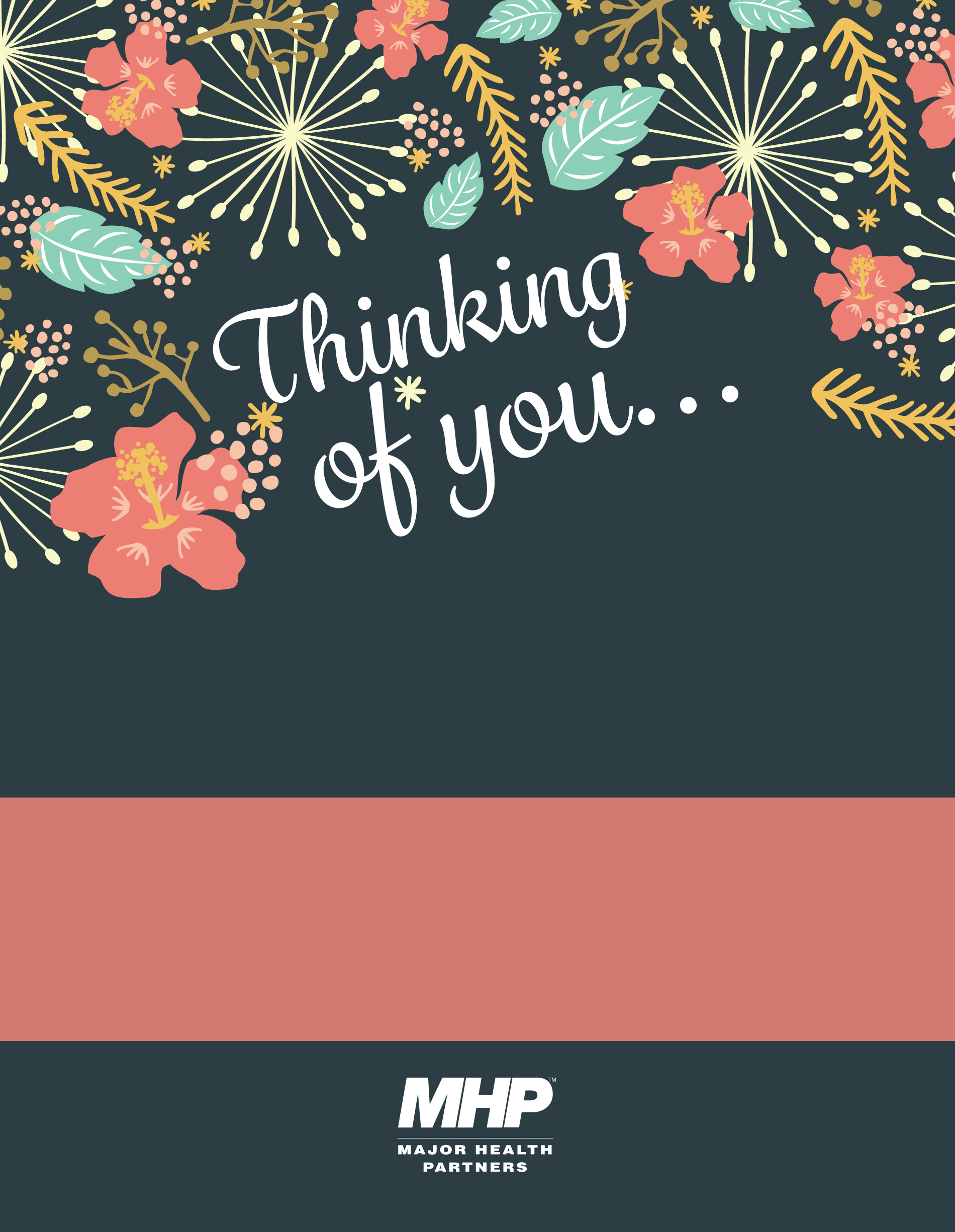 Thinking of You Floral